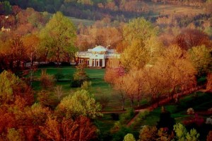 Thomas Jefferson's Monticello. Photo: Monticello.org
