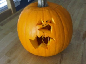 A week's worth of pumpkin is nothing to fear.