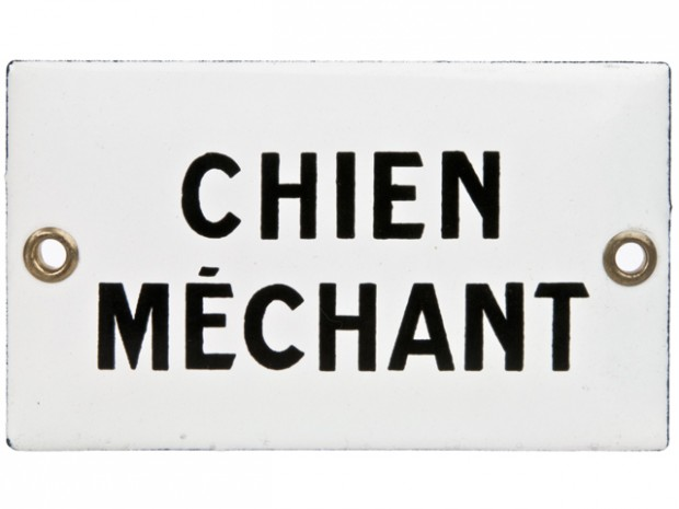chienmechant
